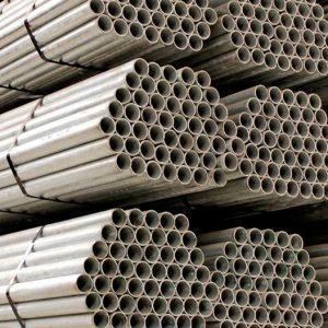 tubos redondos galvanizados lac a500